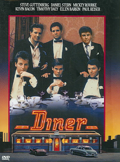 DINER BY ROURKE,MICKEY (DVD)