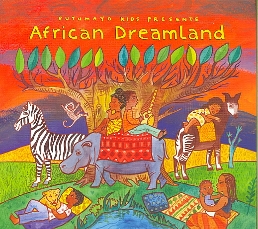 AFRICAN DREAMLAND (CD)